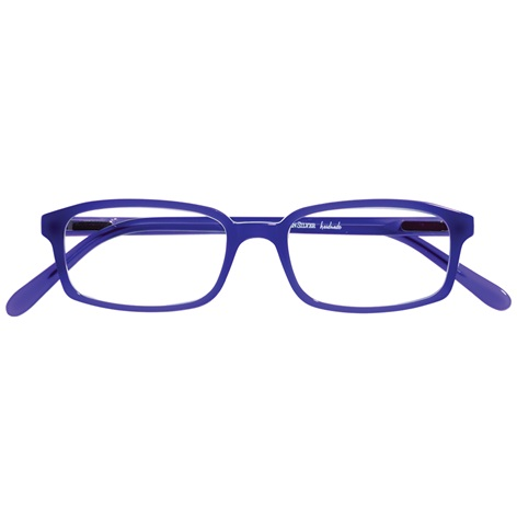 Slim Rectangular Frame in Royal