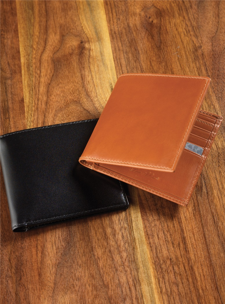 Bridle Leather Wallets