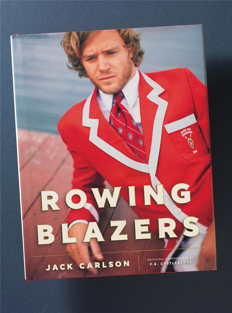 RR Interview: Jack Carlson and Outtakes from Rowing Blazers