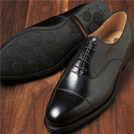 The Connaught Oxford in Black