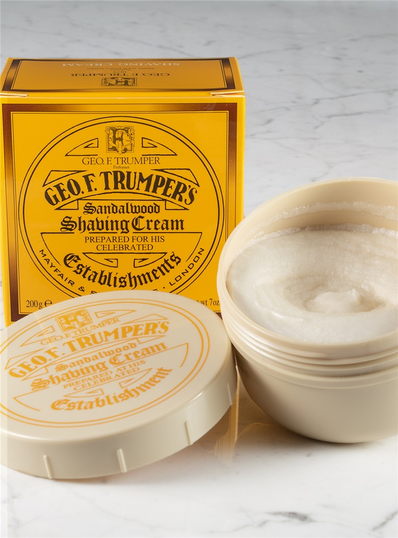 Sandalwood Tub Shaving Cream