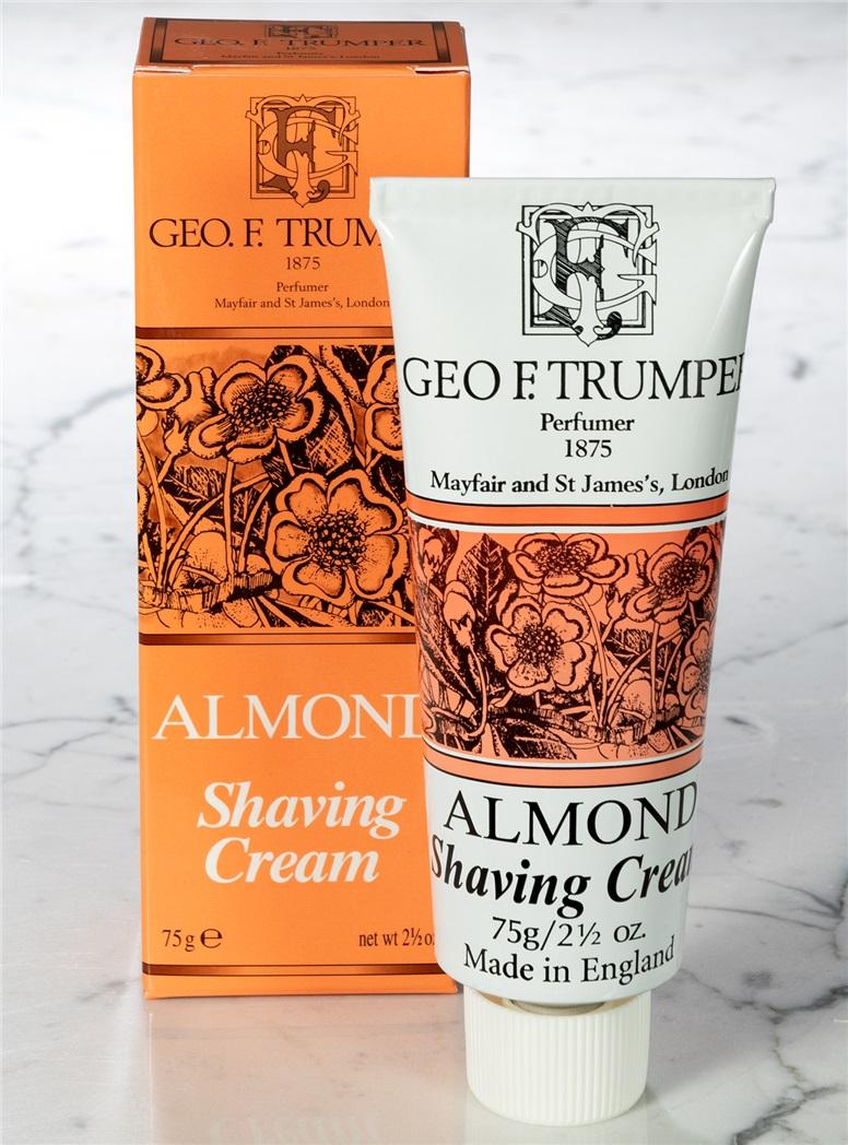 Almond Tube Shaving Cream
