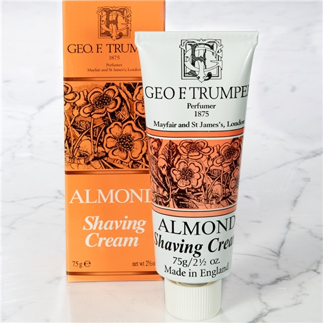 Almond Tube Shaving Cream
