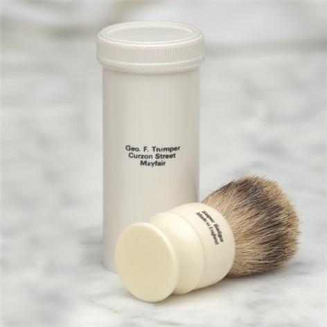 Natural Badger Travel Brush