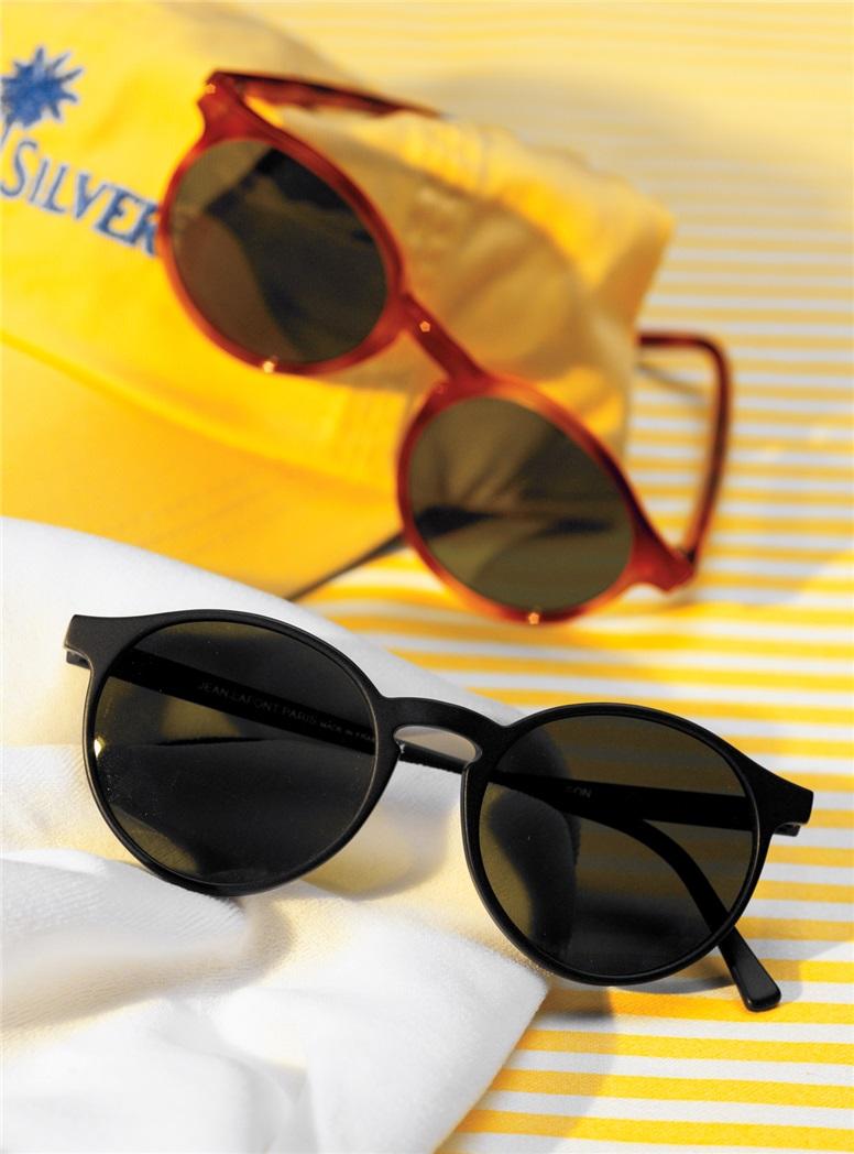 Pantheon Sunglasses in Black