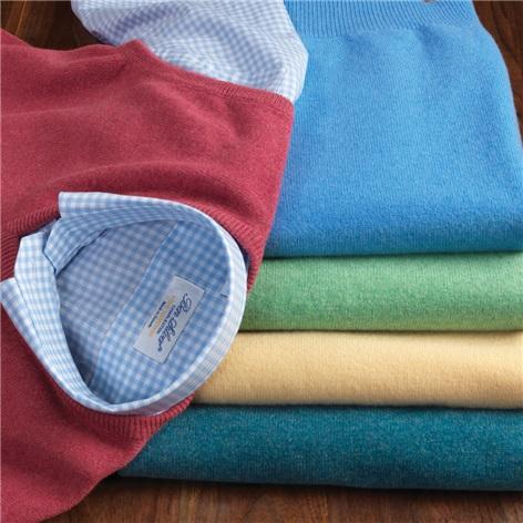 Lambswool Sweater Vests