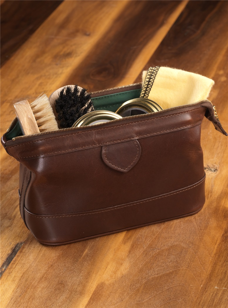 Shoe Shine Kit Rusty Blaze