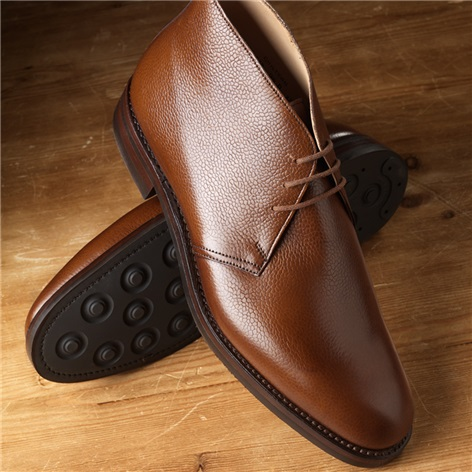 The Chiltern Chukka Boot in Tan
