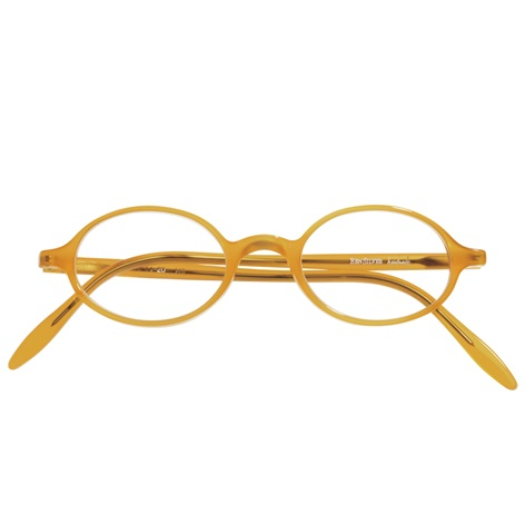 Oval Frame in Honey