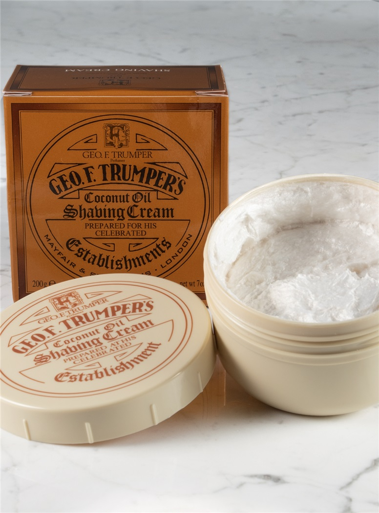 Coconut Tub Shaving Cream