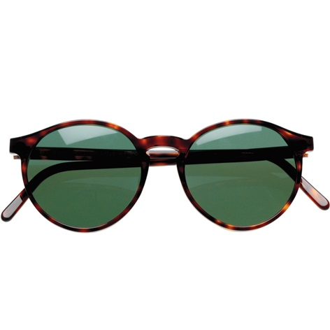 Pantheon Sunglasses in Dark Tortoise