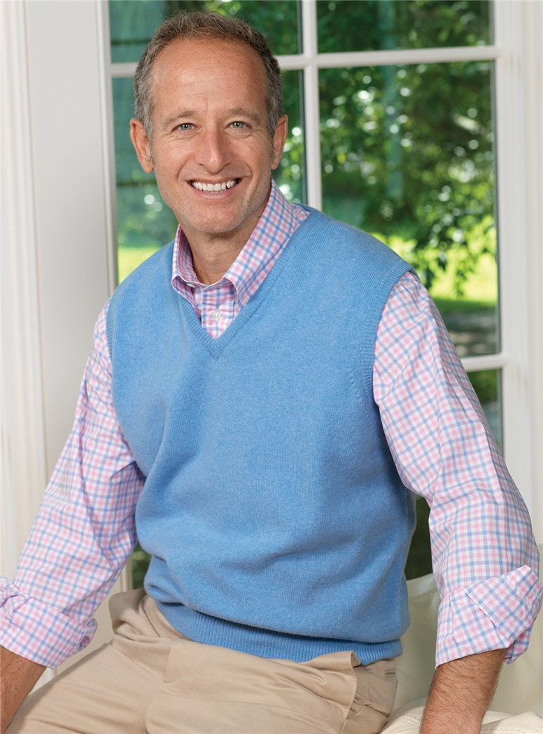 Lambswool Sweater Vests