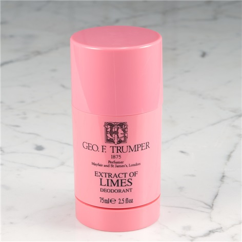 Extract of Limes Deodorant Stick