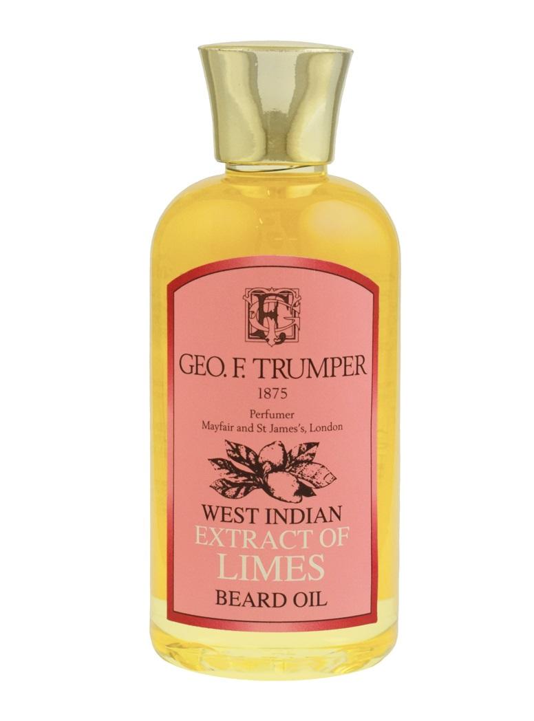 Trumper Limes Beard Oil