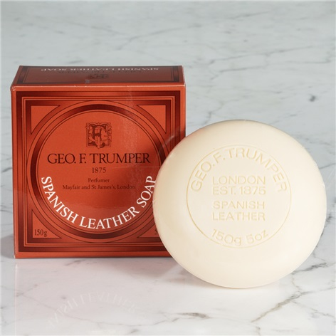 Spanish Leather Soap