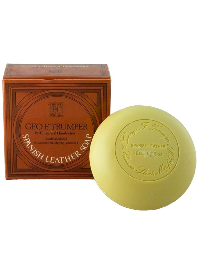 Trumper Spanish Leather Soap