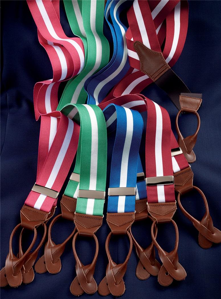Single Stripe Braces