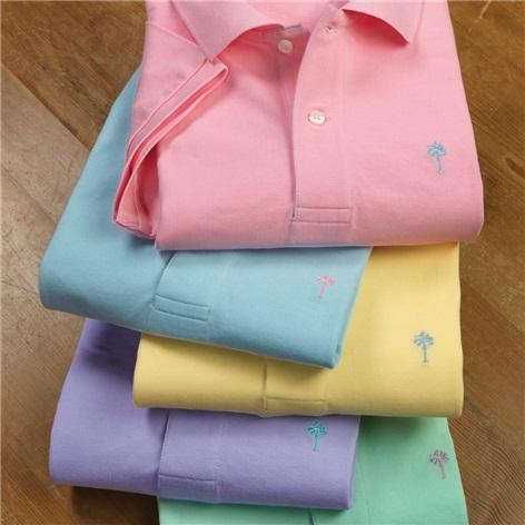 Ben Silver Palmetto Polo Shirts